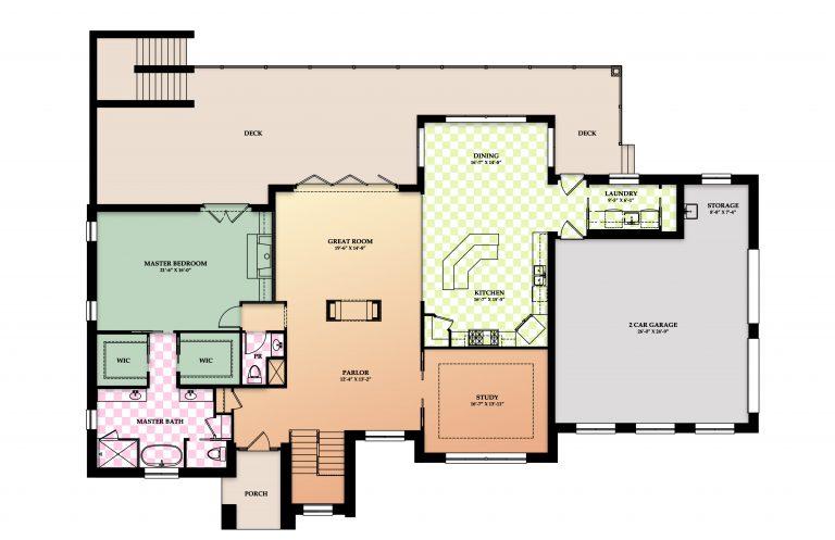 Culpeper Floor 1